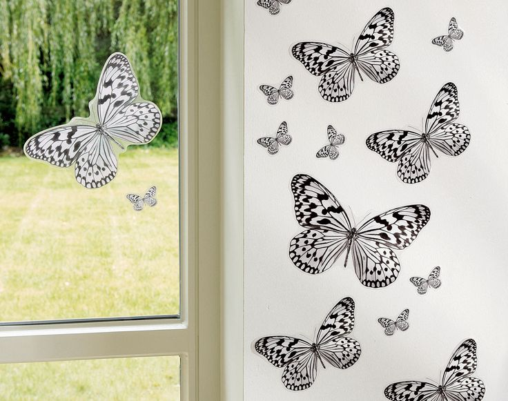 25 best ideas about stickers papillon on pinterest stickers papillon 3d stickers 3d and art. Black Bedroom Furniture Sets. Home Design Ideas
