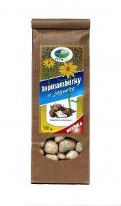 Topinambur sweets (joghurt)