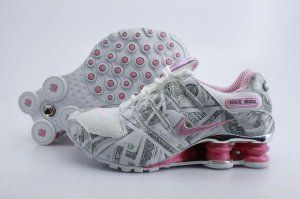 Nike Shox NZ Shoes US Dollar Pink For Women