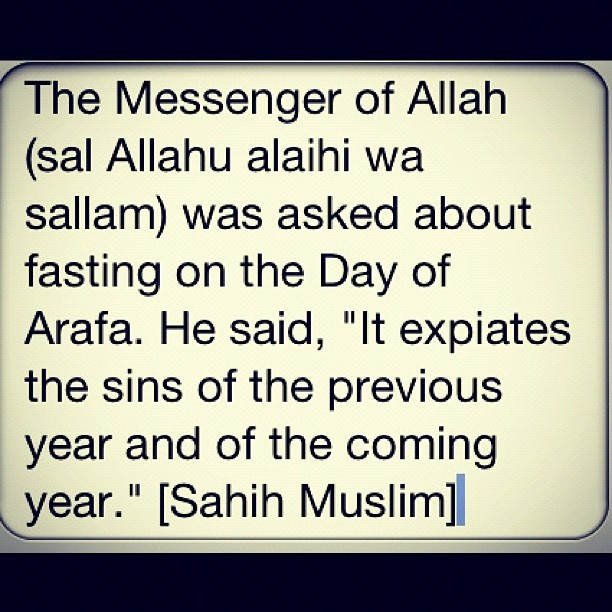 If you are not performing Hajj this year, then make sure to fast on 9 Dhul Hijjah: The Day of Arafah.