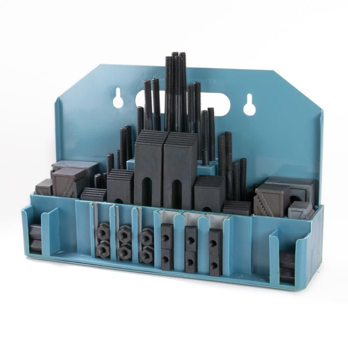 Clamps, Hold-Downs, and Fixtures | Tormach Inc. providers of personal small CNC machines, CNC tooling, and many more CNC items.