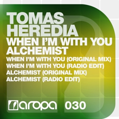 "A world-famous writer once said: ""When you want something, all the universe conspires in helping you to achieve it."" In Tomas Heredia's case, the universe is certainly lending a hand. His talents are on the rise, his sounds spreading fast. For good reason, his new 'Alchemist' E.P. on the Aropa label will tell you."