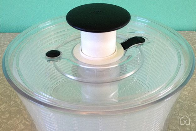 OXO Good Grips Salad Spinner — $29.99