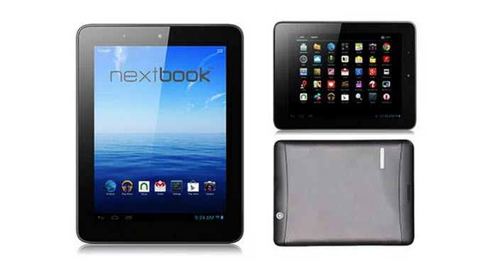 NextBook ARM Cortex A9 8GB 8? Dual-Camera Tablet