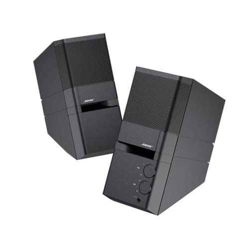 Bose MediaMate - PC multimedia speakers - graphite Bose