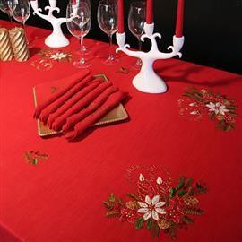 Pinterest punto croce tovaglie tavola di natale - Tovaglie da tavola di natale ...