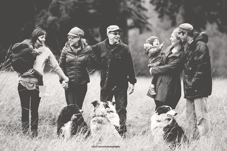Vancouver Island Family / Family Photography / Family Beach Photos / Island Moments Photography