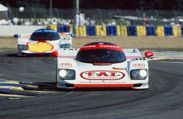 Porsche 962 Dauer Le Mans GT 1994
