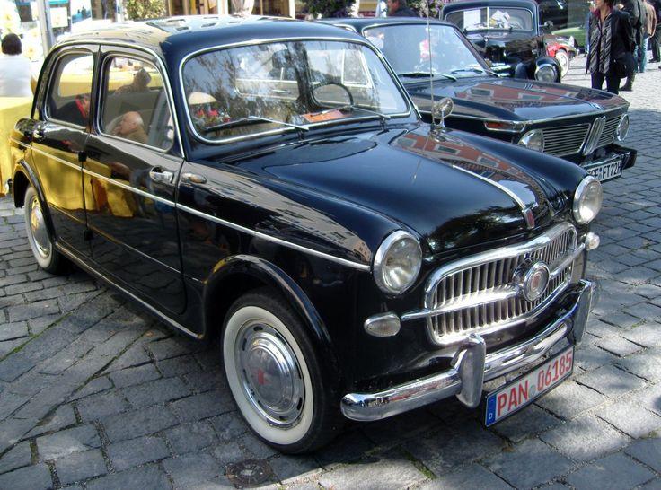 Vintage Fiat 1100