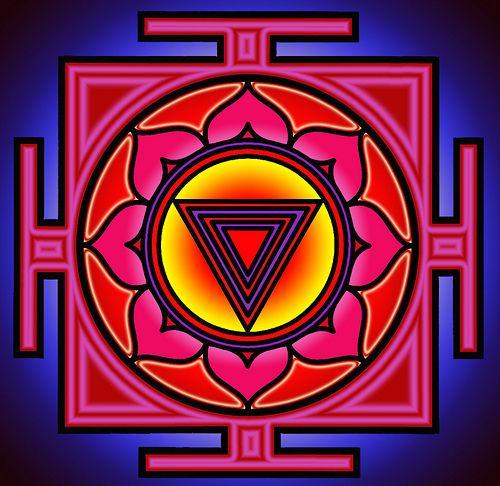 Kali yantra | Hasanthi Kingsley | Flickr