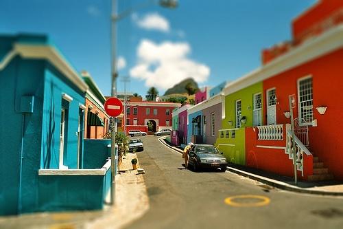 Colourful Bo-Kaap, Cape Town, South Africa. BelAfrique your personal travel planner - www.BelAfrique.com