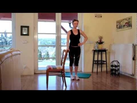 Pevný zadek - Hanka Kynychová - Hard Butt Glute Power Training - YouTube