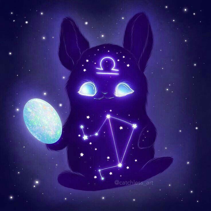 любители картинки на знаки зодиака милых зверей создали черный