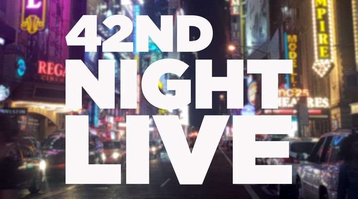 If you miss the good old days of 'Saturday Night Live' -- when the likes of the Samurai Tailor, The Coneheads and Roseanne Roseannadanna were gracing the screen -- then you're going to love '42nd Night Live'. This Times Square stage show is a tribute to 'Saturday Night Live' in its heyday in the late 1970s, written by and starring a diverse selection of up-and-coming actors and writers who aspire to be the next generation of 'Saturday Night Live' performers...