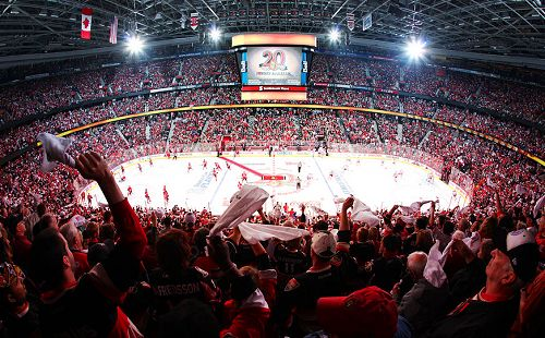 Scotiabank Place: Home of the Ottawa Senators