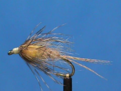 Fly Tying a Soft Hackle Sulpher Emerger with Jim Misiura - YouTube