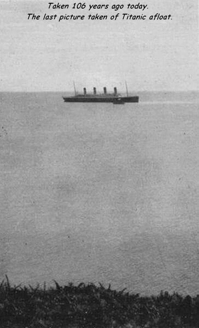PICDUMP [383]   Facts   Titanic history, Titanic wreck, Titanic photos