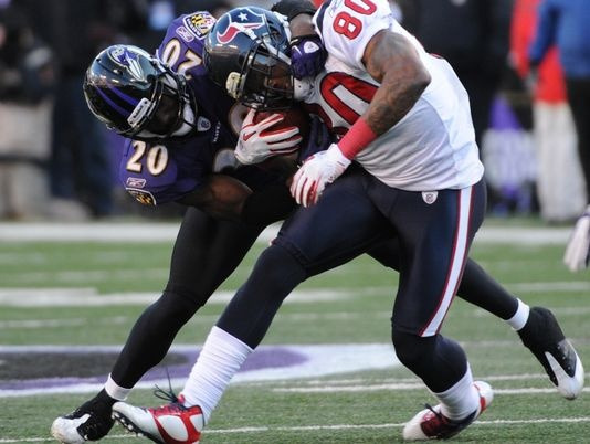 Ed Reed leaving Baltimore Ravens to join Houston Texans    via USA TODAY    http://on.fb.me/Xll7JJ
