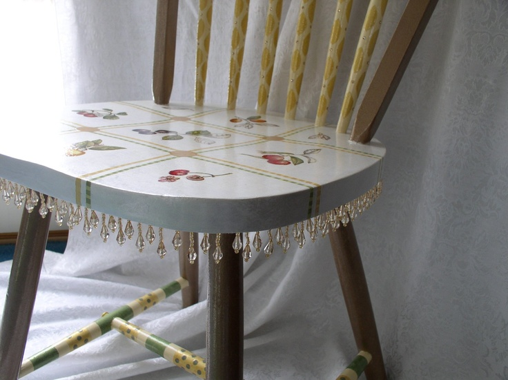 : Hand Painted Whimsical, Hand Painted Chairs, Chairs Reserved, Handpainted Furniture, Finish Chairs Benches Stools, Funky Furniture, Windsor Chairs, Handpainted Whimsical