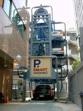 Smart Parking Solution Inc offers a compelling vertical, robotic parking solutions and automated parking systems to the challenge of limited parking space. The future of robotic parking solutions is now in your hands