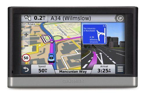 Garmin Nüvi 2597 LM – GPS Auto Ecran 5 Pouces – Appel Mains Libres et Commande Vocale – Carte (45 Pays) Gratuits à Vie: Ecran 5 pouces avec…