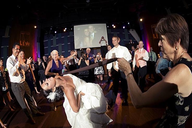 wedding limbo? lol