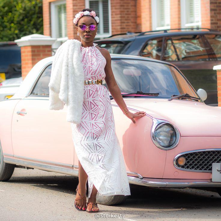 Summer maxi dress by Kim Dave