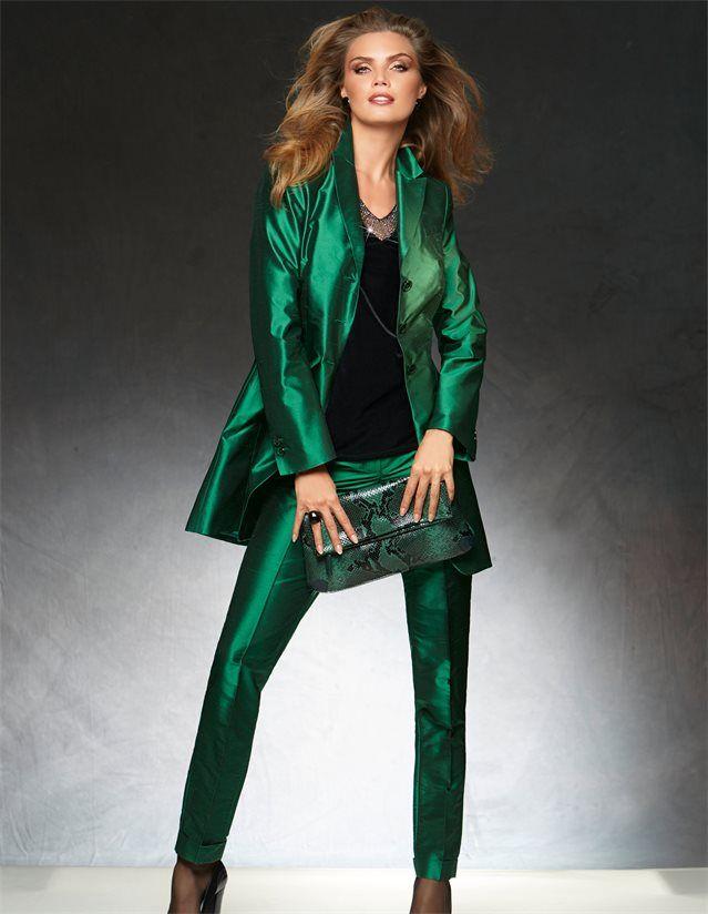 Damen Bekleidung: Gebaut für Komfort und Stil, Naturalizer Schuhe für Sie bieten Trend-Appeal gemischt mit ganztägigem Komfort-Shop heute. Jaline Charlotte Seidenhose mit .