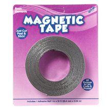 Walmart: Kids Craft 10' Magnetic Tape $3.97