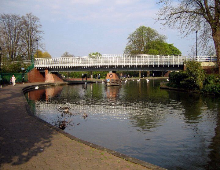 Park Way Bridge, Newbury