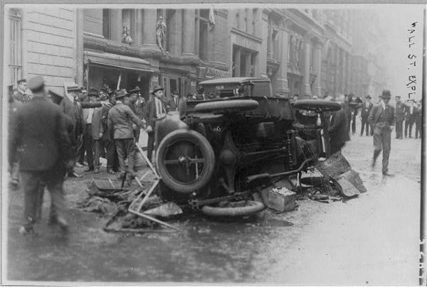 The Chelsea bombing last week made headlines across the country, but fortunately no one was killed. Bombings are big news today, but New York City has always had them. Some in the past were never even heard of outside the city. In fact, there was an 18-month period in 1969-'70 in which 370 bombs went off in the city! New York bombings have been carried out by all kinds of groups and individuals for as many different reasons: targeted political statements, general terrorism, revenge, or...
