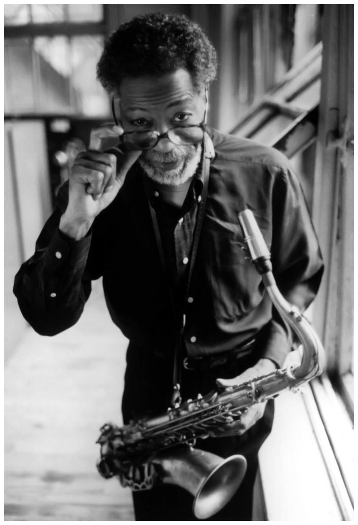 Joe Henderson Photo William Claxton