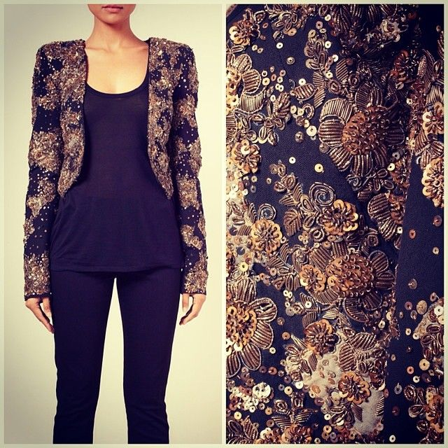 By an indian designer Sabyasachi. Want this!!