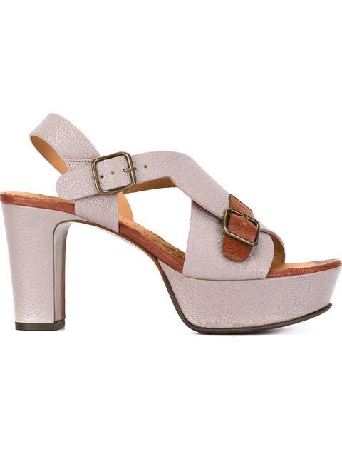 Achetez Chie Mihara sandales plateforme à fermeture à boucle en Torregrossa from the world's best independent boutiques at farfetch.com. Découvrez 400 boutiques à la même adresse.