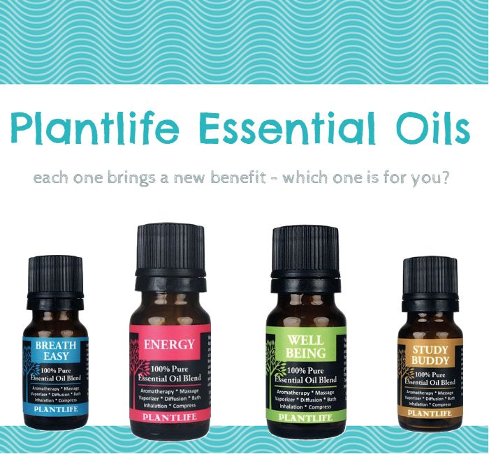 How Can Plantlife Essential Oils Benefit you?