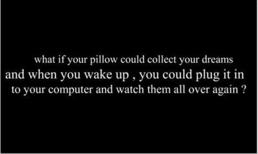 that would be amazing!  I can't believe that thought has never crossed my mind.  ;)