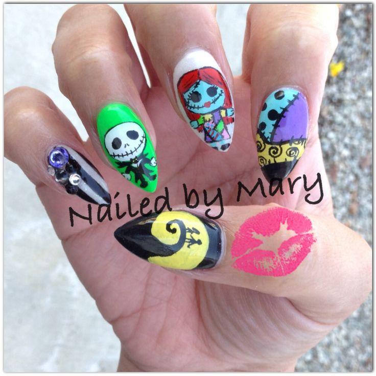 60 best disney nails images on Pinterest | Disney nails, Nail ...