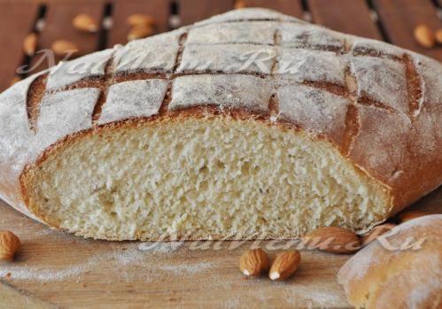 Медовый хлеб с лавандой