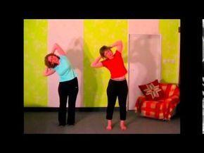 Cvičenie pri bolesti chrbta 3. - YouTube