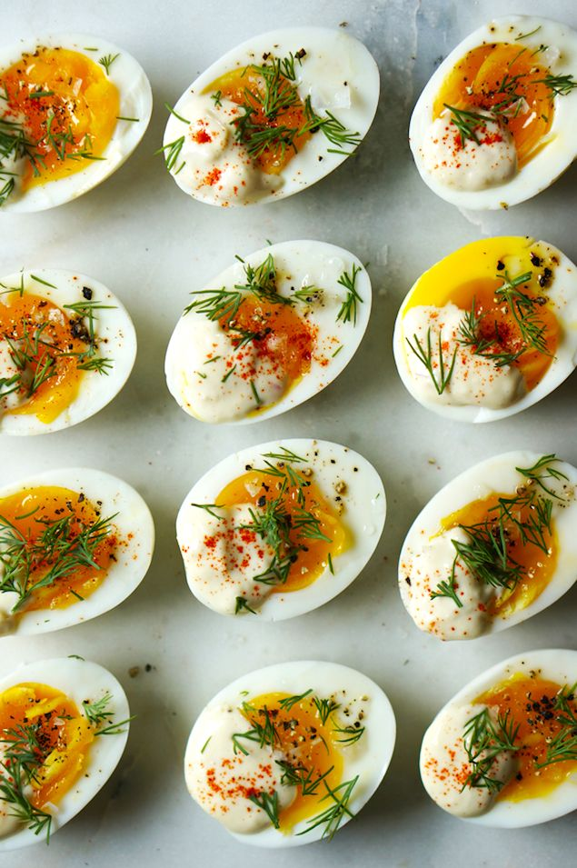 Deviled eggs can get ugly if not done right. It's time to try out fresh, unique deviled egg recipes that will knock the socks off your party guests.