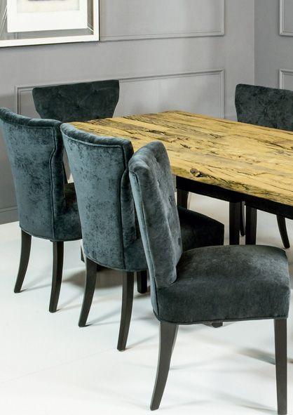 Mesa de comedor moderna Canfranc