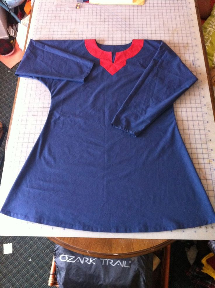 TUTORIAL: Bedsheet Bell Tunic (VERY pic-heavy)