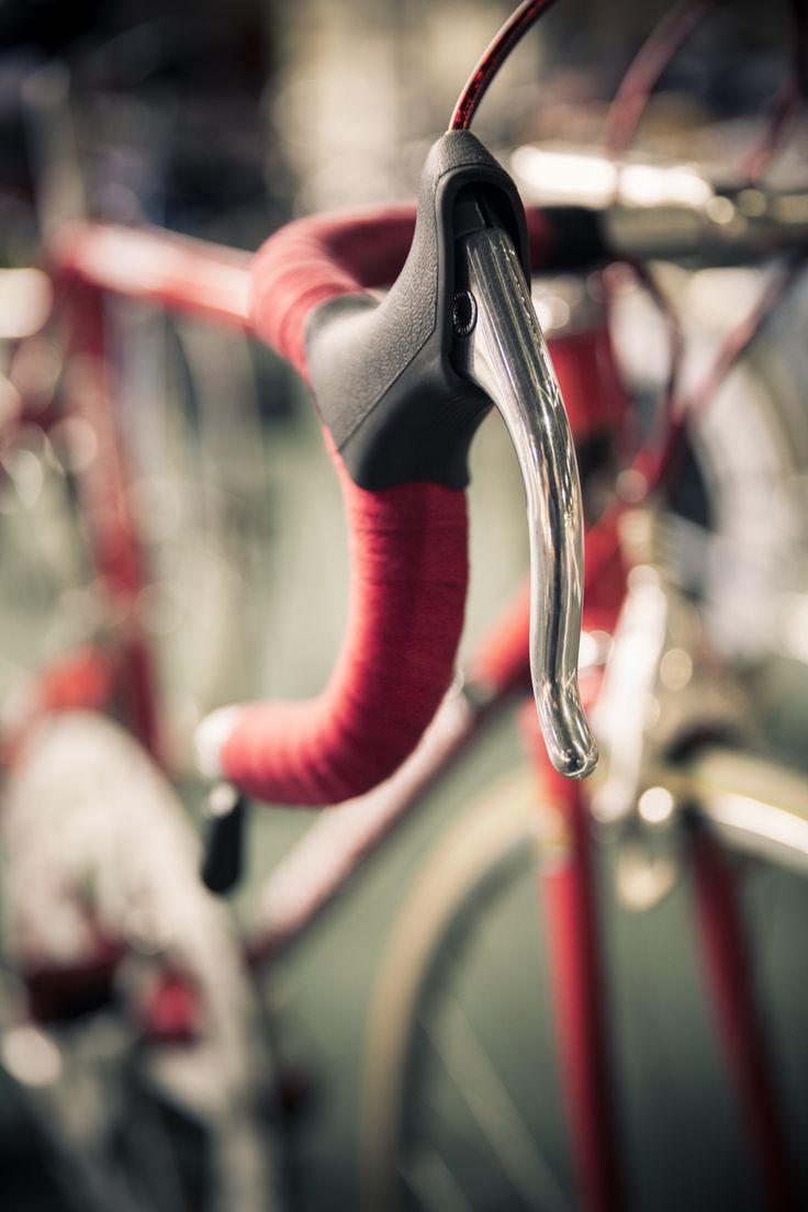 bicycle brake, detail