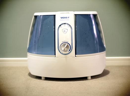 Vicks UV Germ Free Humidifier / Vicks