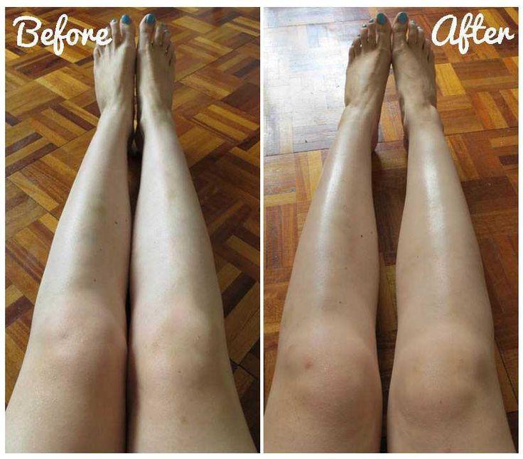 DIY Natural Homemade Tanning Lotion & Oil