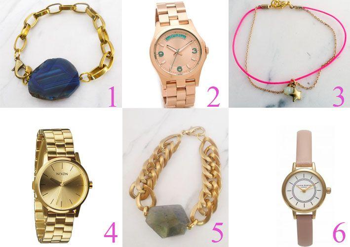 www.poetesbcn.com #watches #bracelet #stone #jewellery #handmade