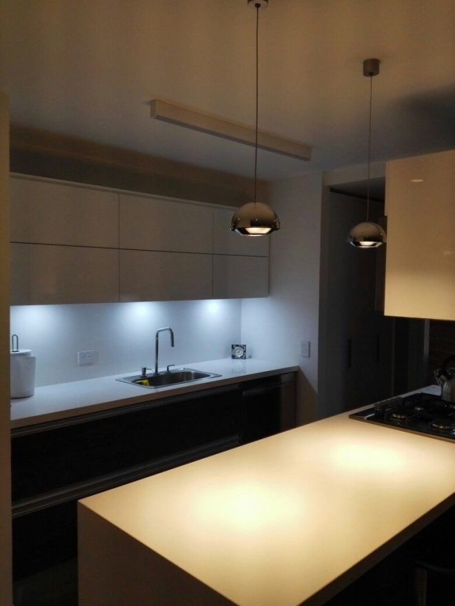 Kitchen Indirect Lighting Ideas