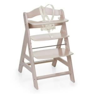 chaise bois evolutive  - Dès 6 mois jusqu'à 90 kg - Garçon et Fille - Livré à l'unité