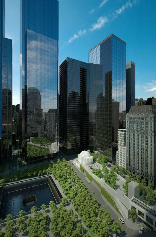 """""""Projeto secreto"""" do novo World Trade Center é revelado:"""