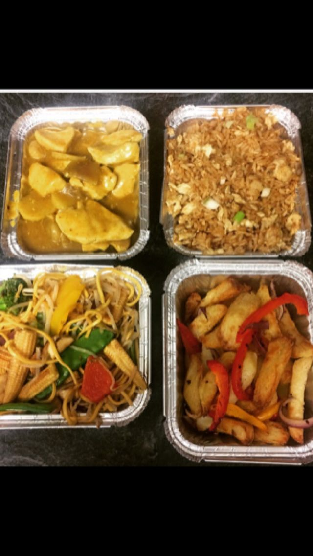Slimming world Chinese fakeaway 4syns for the lot (mayflower curry sauce)